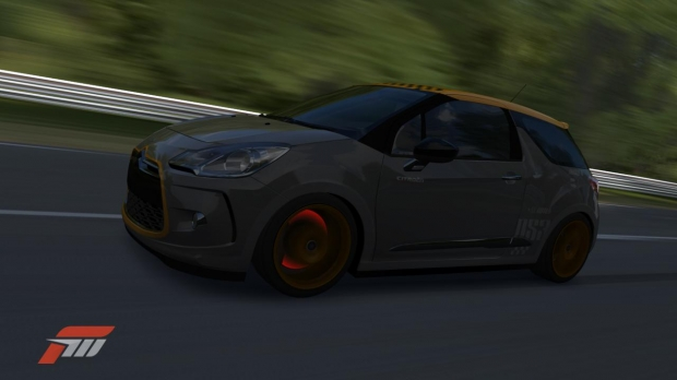 [SUJET OFFICIEL] Citroën DS3 [A55] Forza-11
