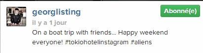 [Instagram Officiel] Instagram  Bill,Tom,Gus,Georg et TH - Page 3 Sans_156