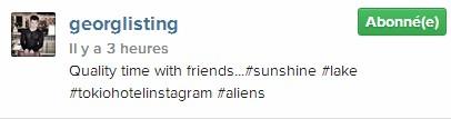 [Instagram Officiel] Instagram  Bill,Tom,Gus,Georg et TH - Page 4 Sans_224