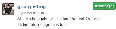 [Instagram Officiel] Instagram  Bill,Tom,Gus,Georg et TH - Page 4 Sans_247