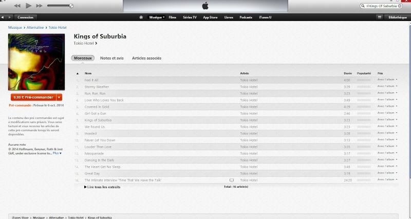 [Info] Kings Of Suburbia Nouvel album sortie le 3/10/2014 - Page 2 Sans_459