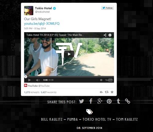 [Blog Officiel ] Tokio Hotel Blog 2014 - 2016 - Page 4 Sans_482