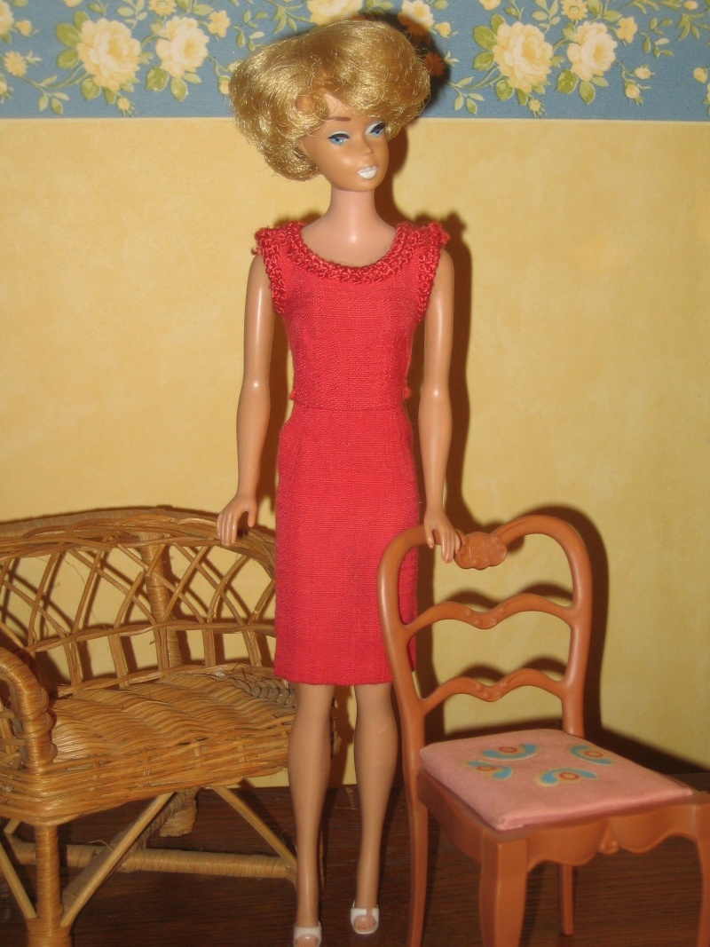 Mes Barbies and co. vintage : '60-'90 Bubble10