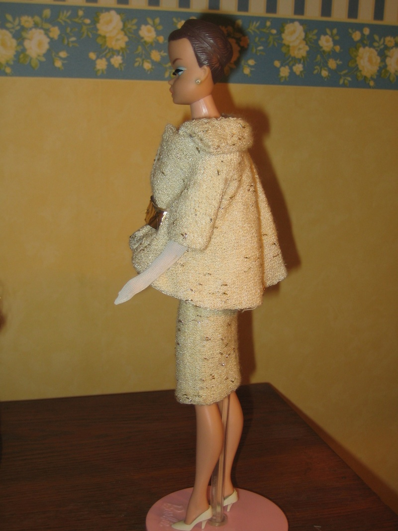 Mes Barbies and co. vintage : '60-'90 Bubble19
