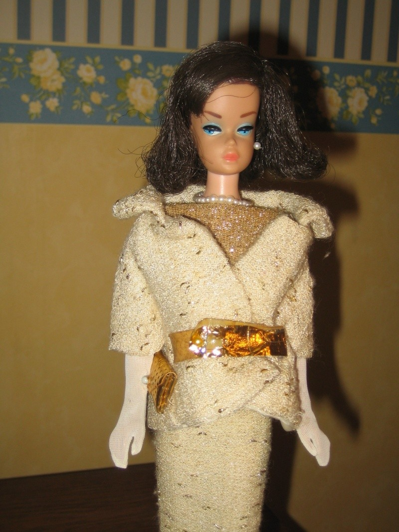 Mes Barbies and co. vintage : '60-'90 Bubble20