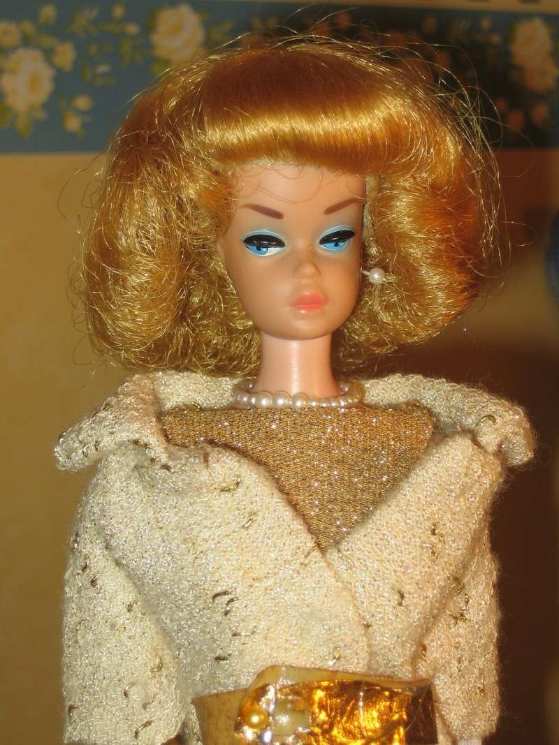 Mes Barbies and co. vintage : '60-'90 Bubble21