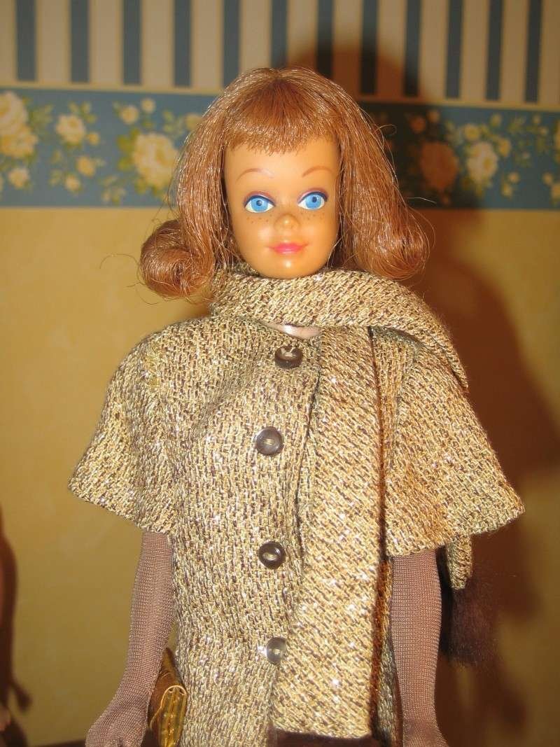 Mes Barbies and co. vintage : '60-'90 Bubble25