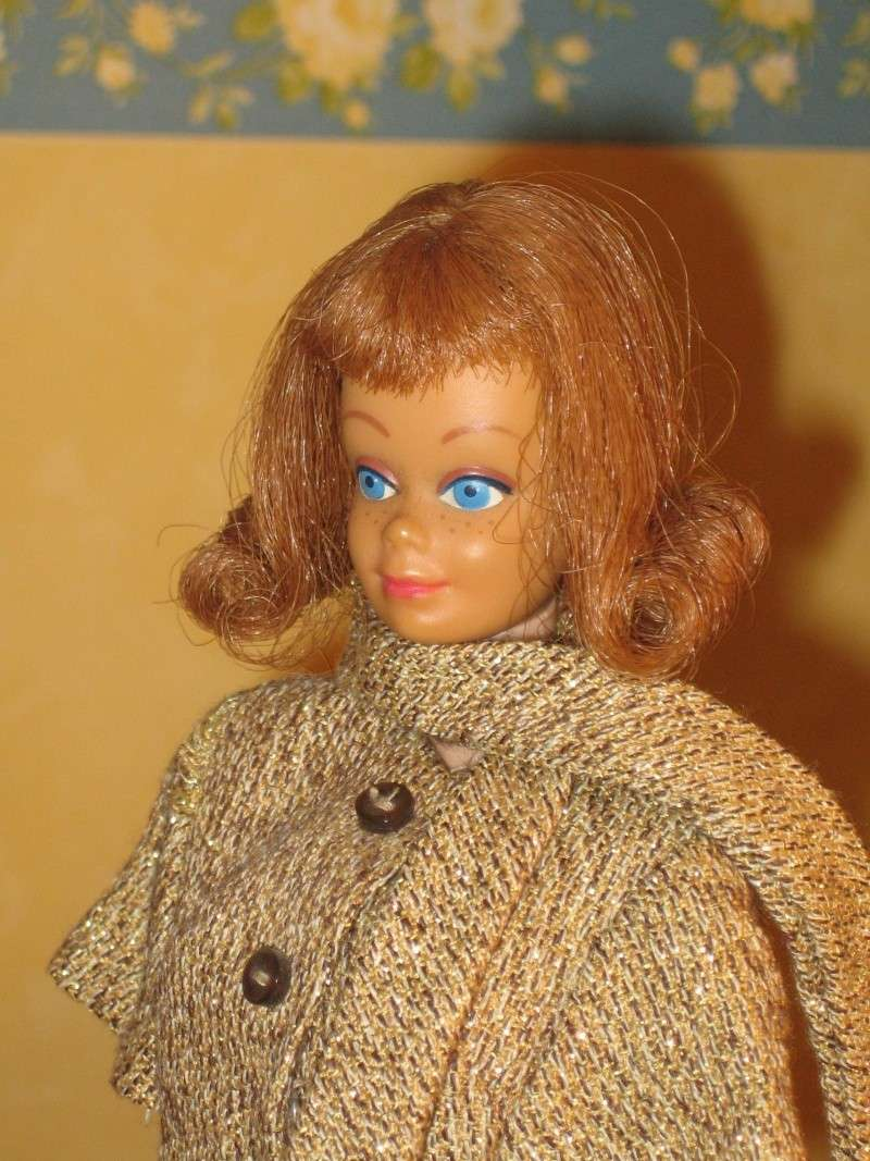 Mes Barbies and co. vintage : '60-'90 Bubble26