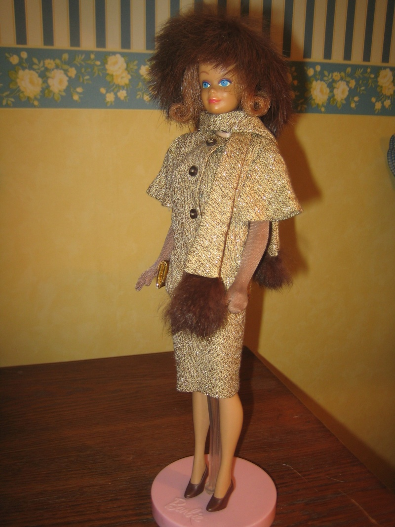 Mes Barbies and co. vintage : '60-'90 Bubble27