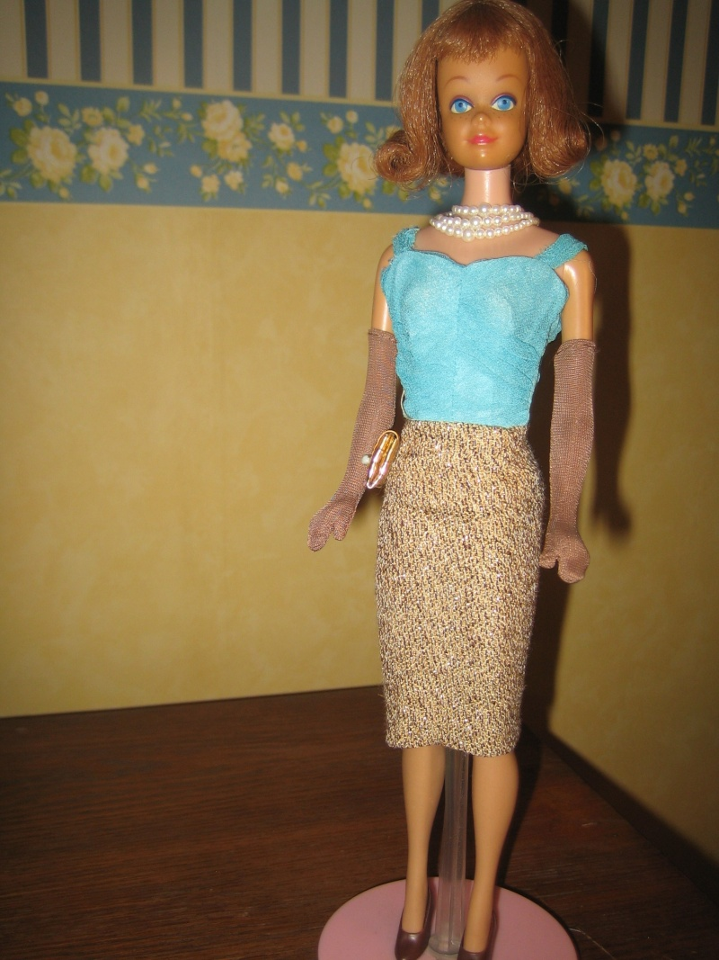 Mes Barbies and co. vintage : '60-'90 Bubble29