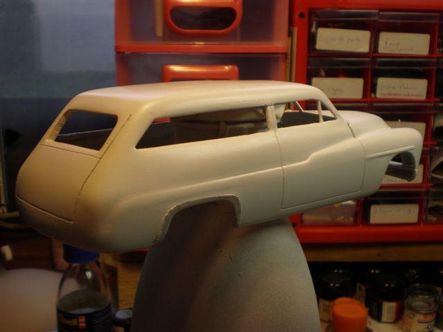 Mercury 49 Station wagon  Mercur10