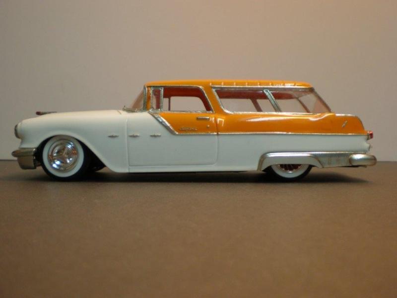 1955 Pontiac safari Station Wagon FINI - Page 2 Pc160010
