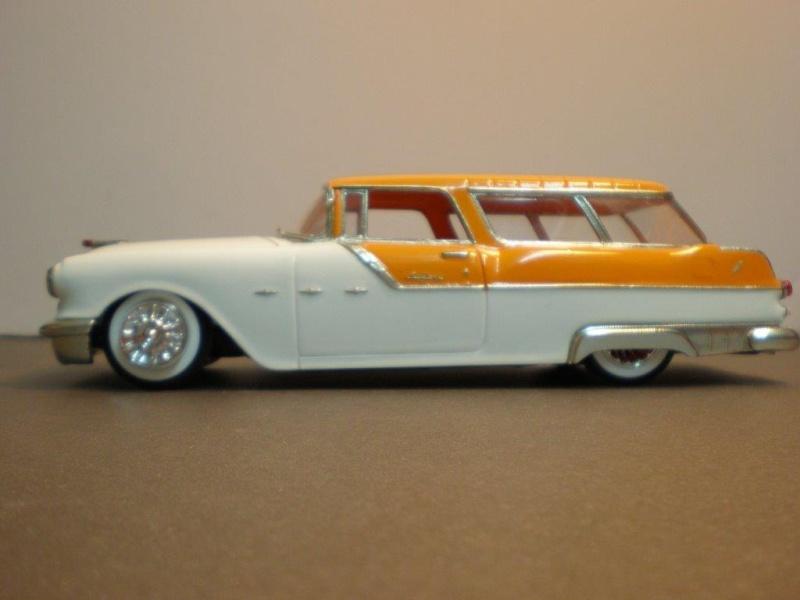 1955 Pontiac safari Station Wagon FINI - Page 2 Pc160012