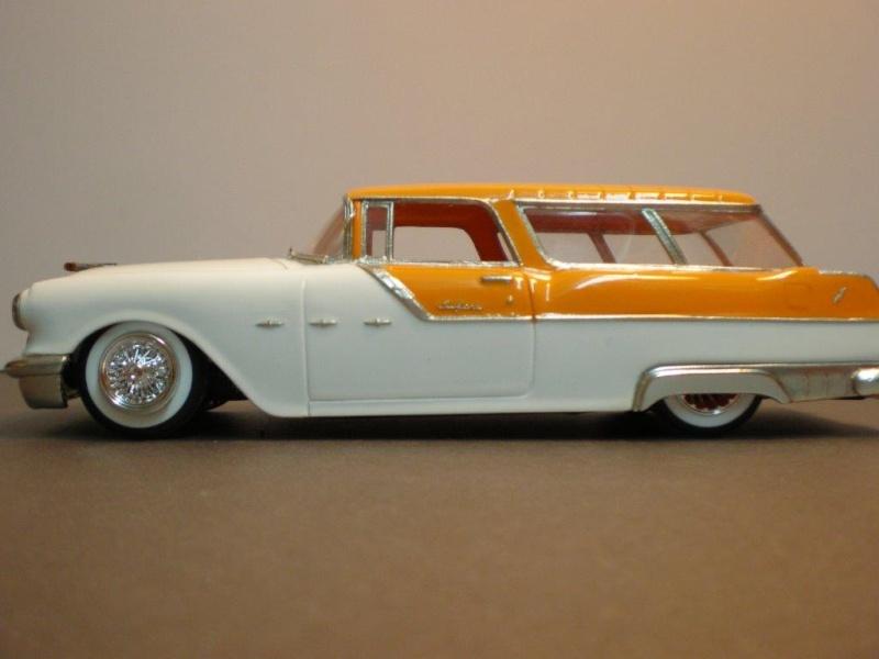 1955 Pontiac safari Station Wagon FINI - Page 2 Pc160013