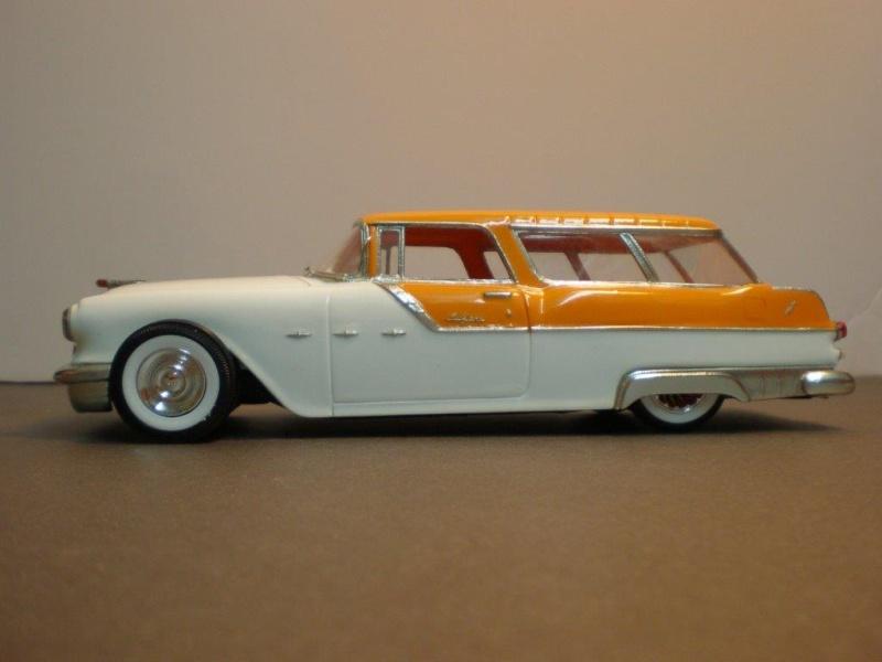 1955 Pontiac safari Station Wagon FINI - Page 2 Pc160014