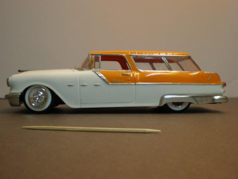 1955 Pontiac safari Station Wagon FINI - Page 2 Pc160016