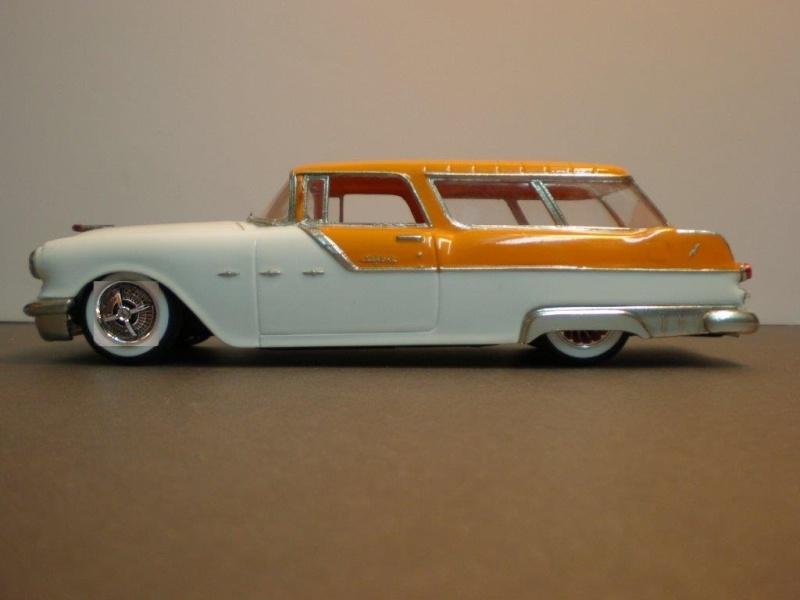 1955 Pontiac safari Station Wagon FINI - Page 2 Pc160017
