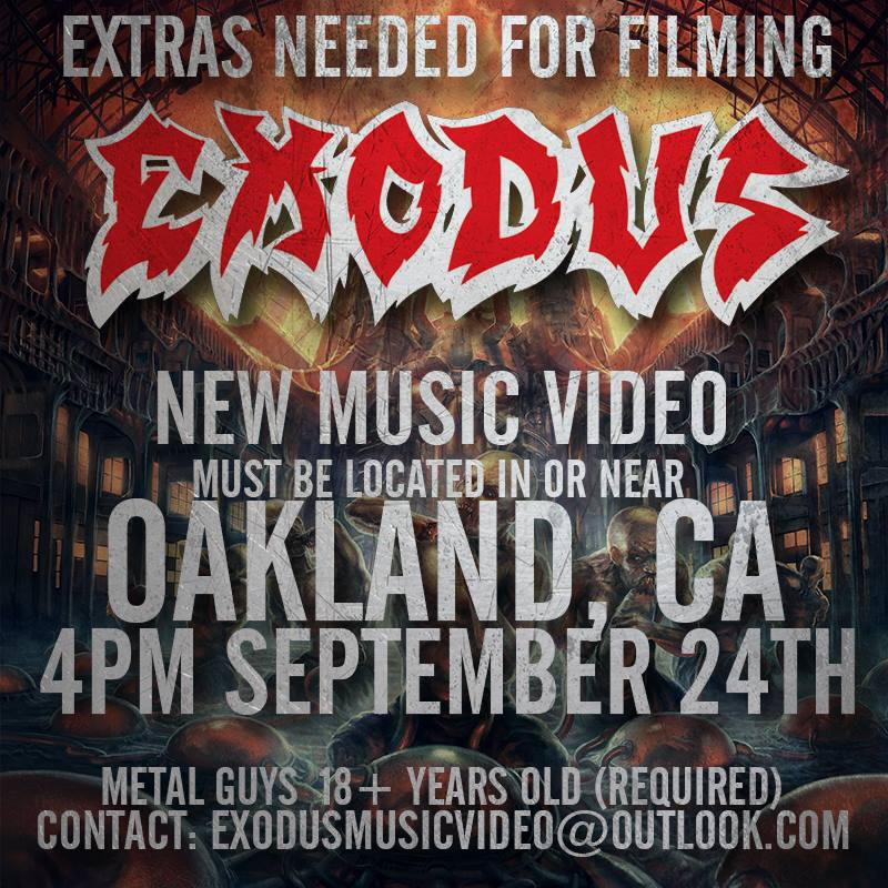 "EXODUS  ""Blood In, Blood Out""  (OCT  2014)  15553210"