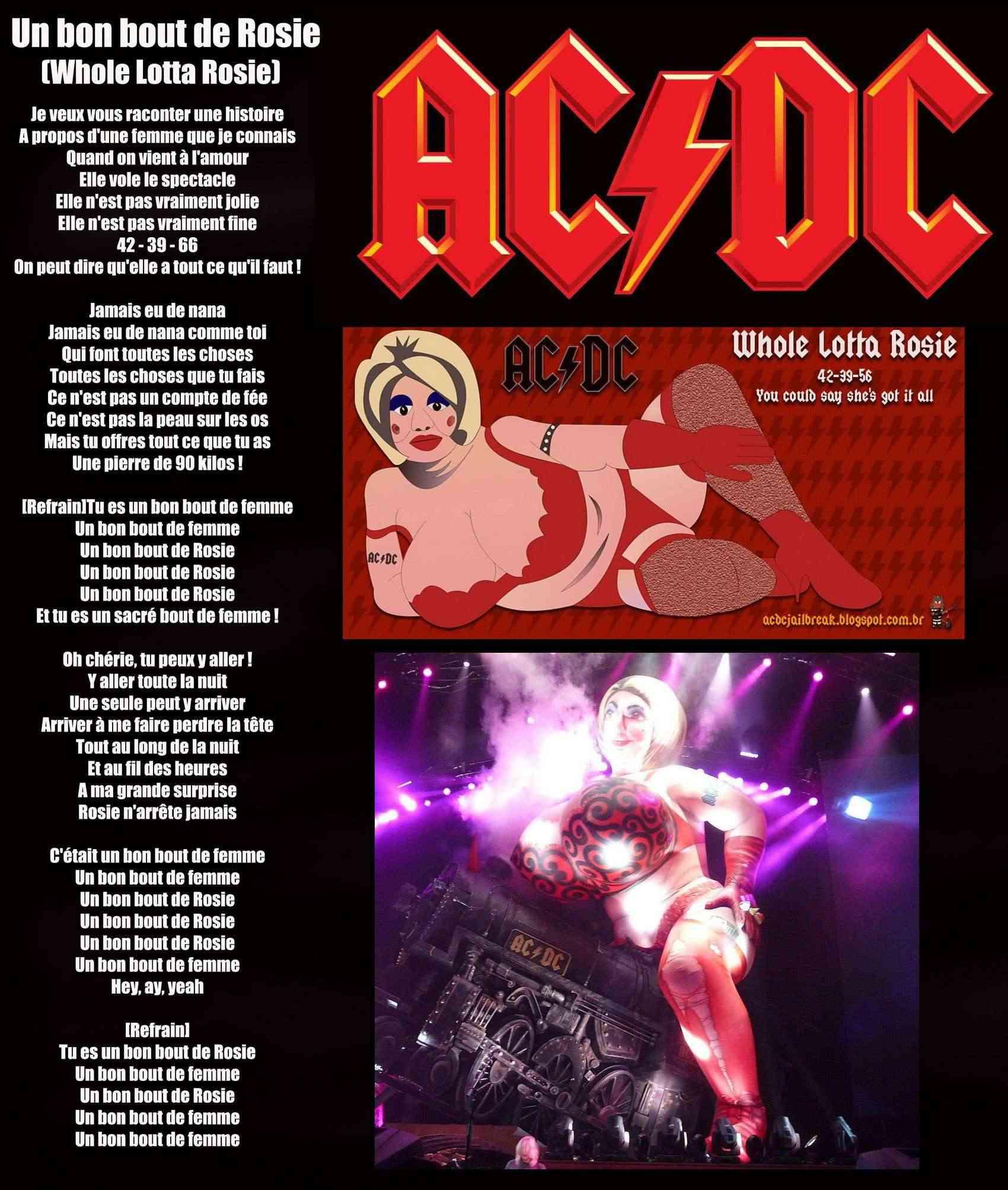 ACDC Whole Lotta Rosie (1977) Un bon bout de Rosie Acdc_w10