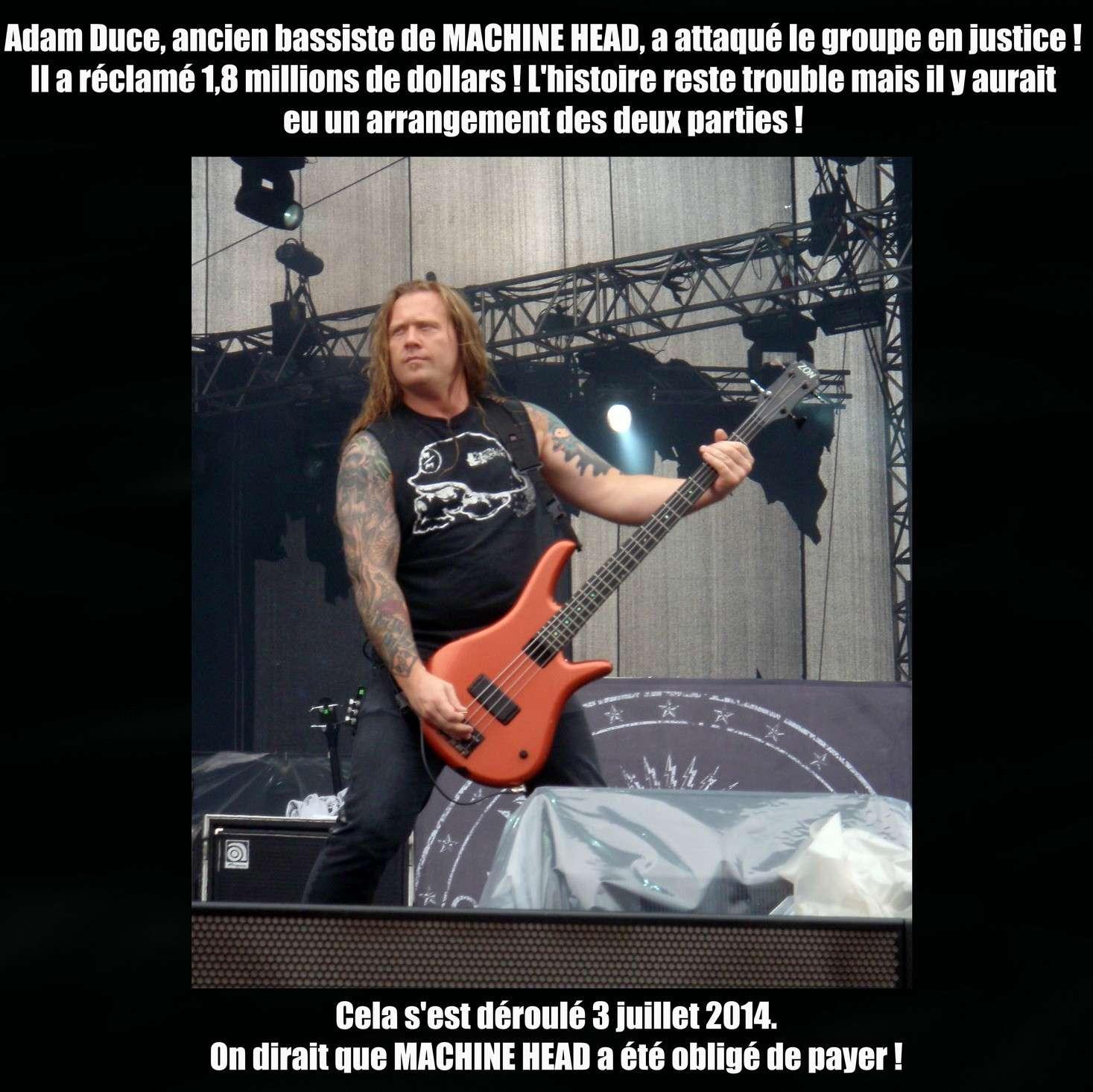 Les NEWS du METAL en VRAC ... - Page 6 Adam_d10