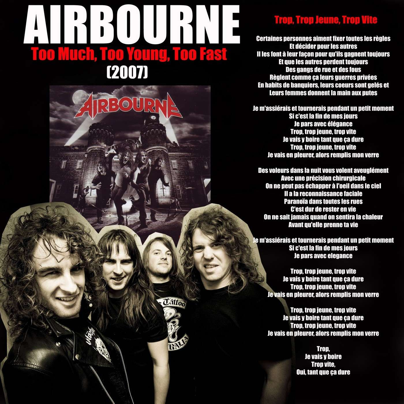 AIRBOURNE Too Much Too Young Too Fast (2007) Airbou10