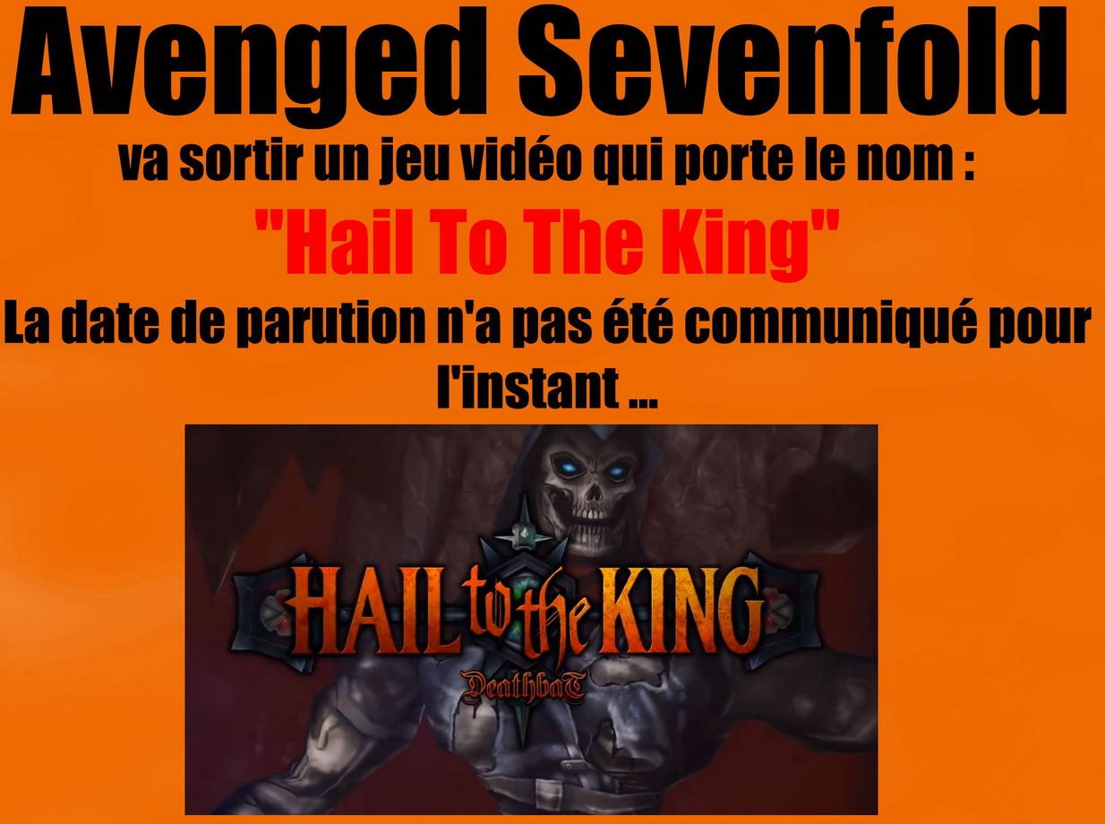 Les NEWS du METAL en VRAC ... - Page 5 Avenge10