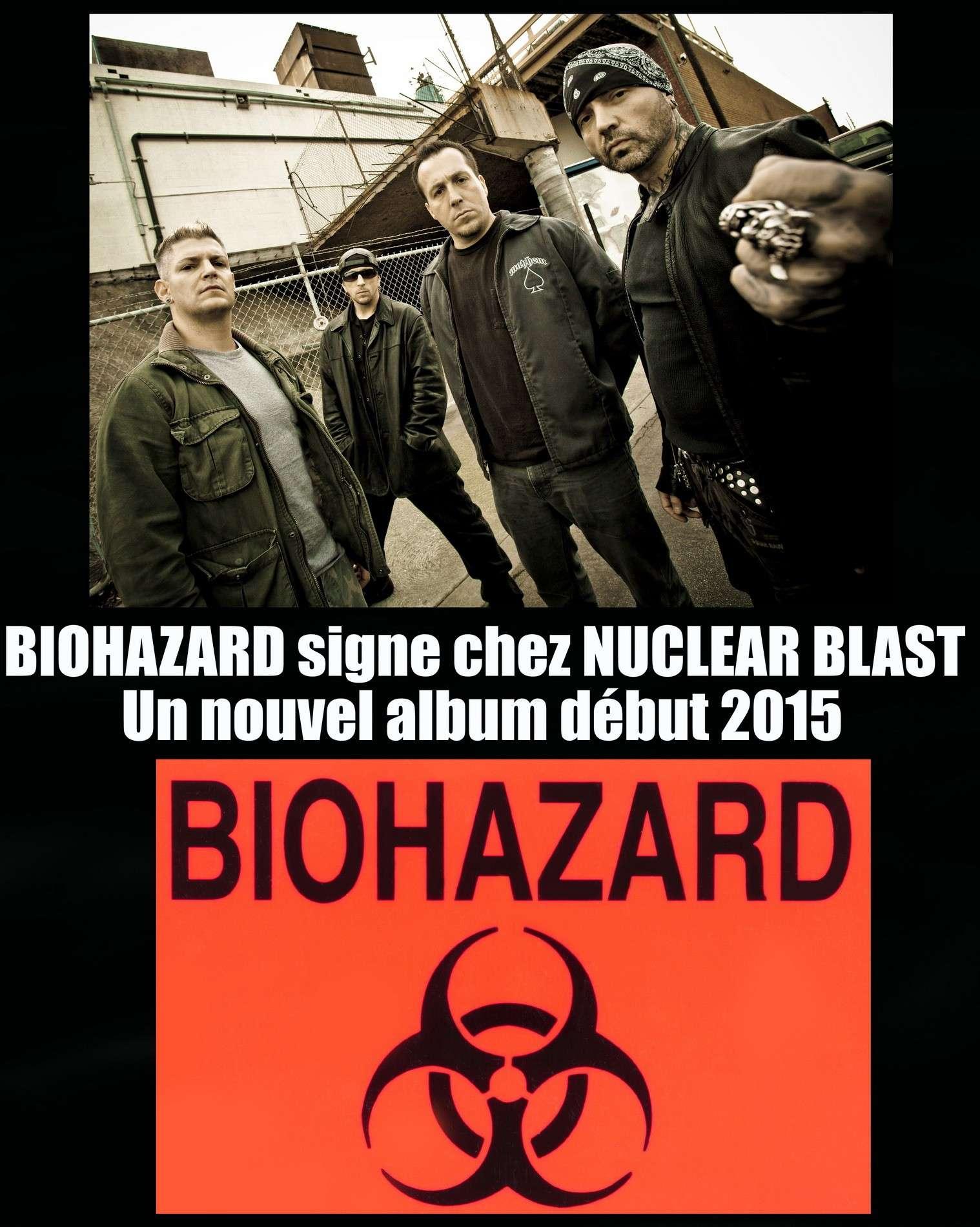 Les NEWS du METAL en VRAC ... - Page 3 Biohaz10