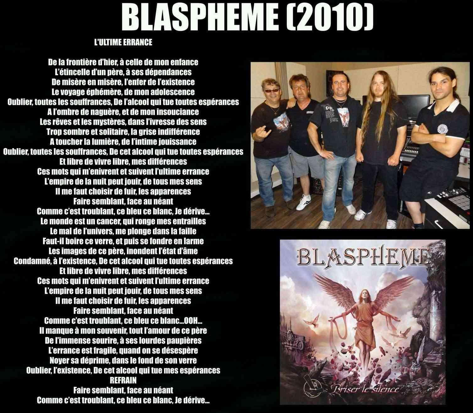 BLASPHEME L'ultime errance (2010) Blasph15