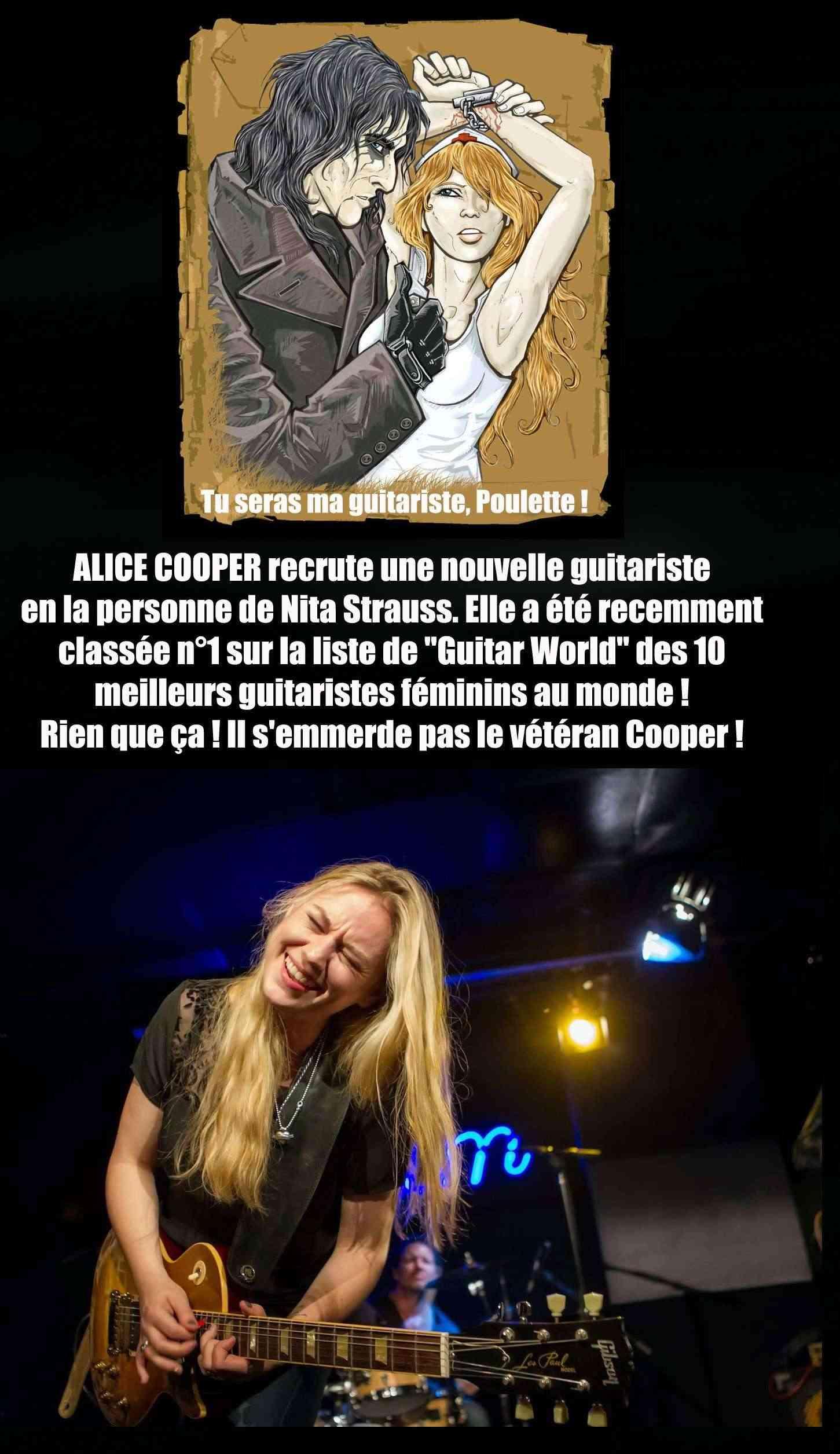 Les NEWS du METAL en VRAC ... - Page 4 Cooper10