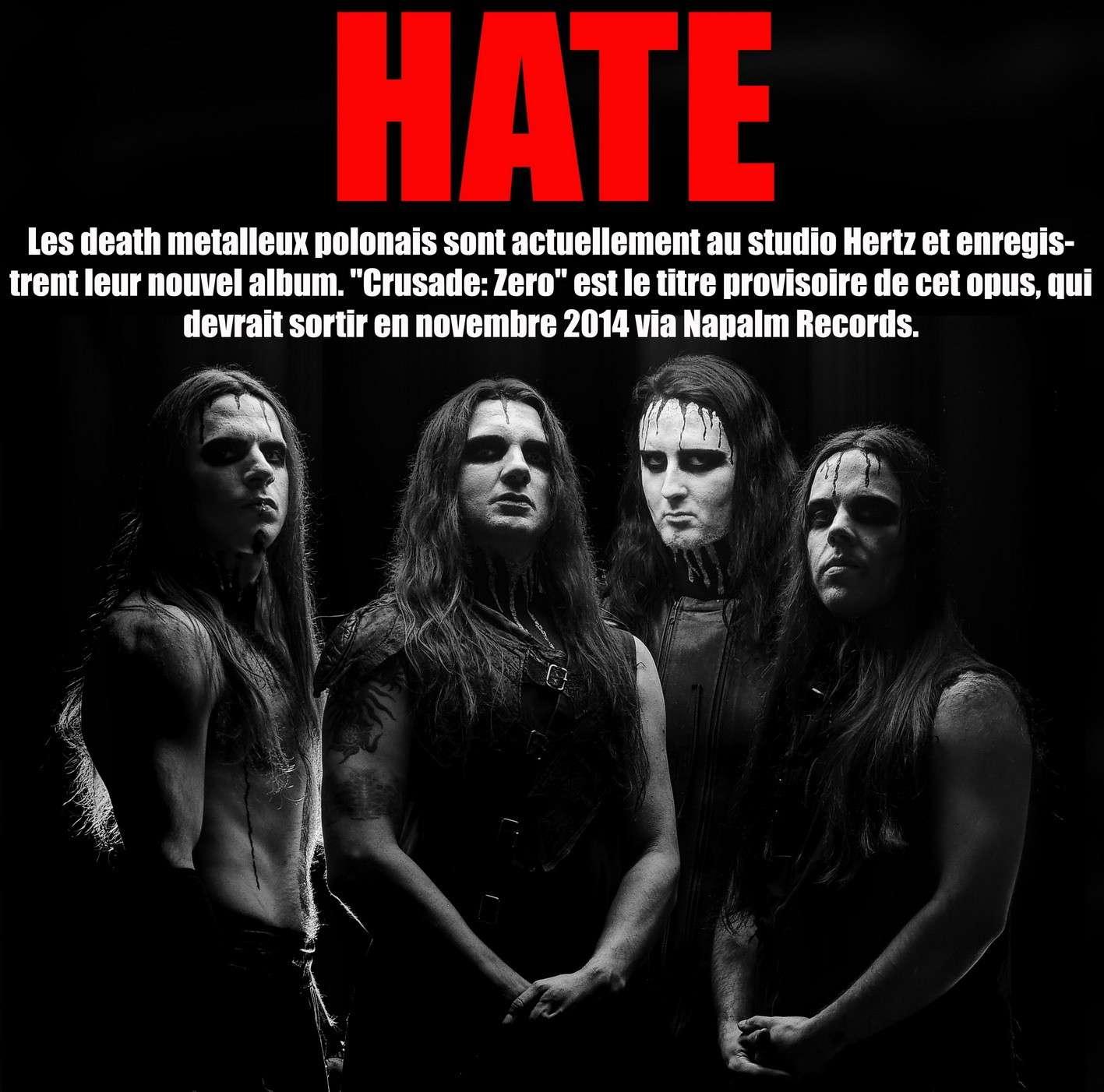 Les NEWS du METAL en VRAC ... - Page 5 Hate10
