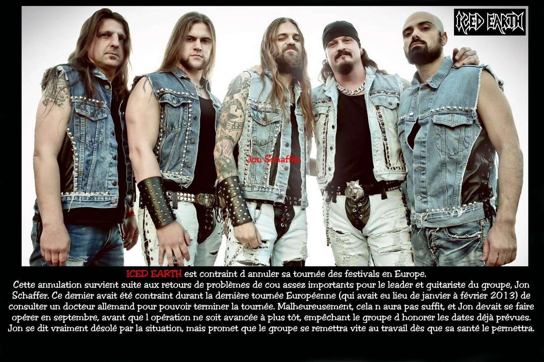 Les NEWS du METAL en VRAC ... - Page 3 Iced_e10