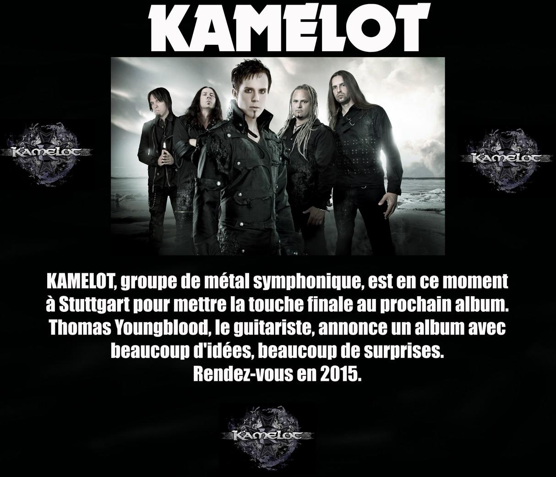 Les NEWS du METAL en VRAC ... - Page 6 Kamelo10
