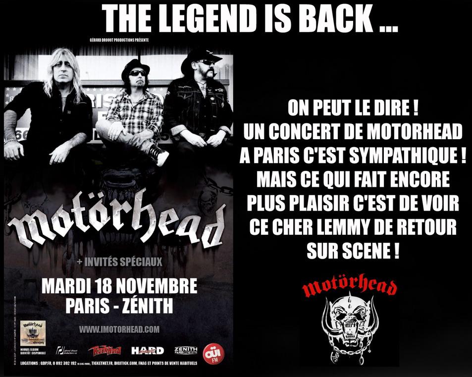 Les NEWS du METAL en VRAC ... - Page 7 Lemmy_11