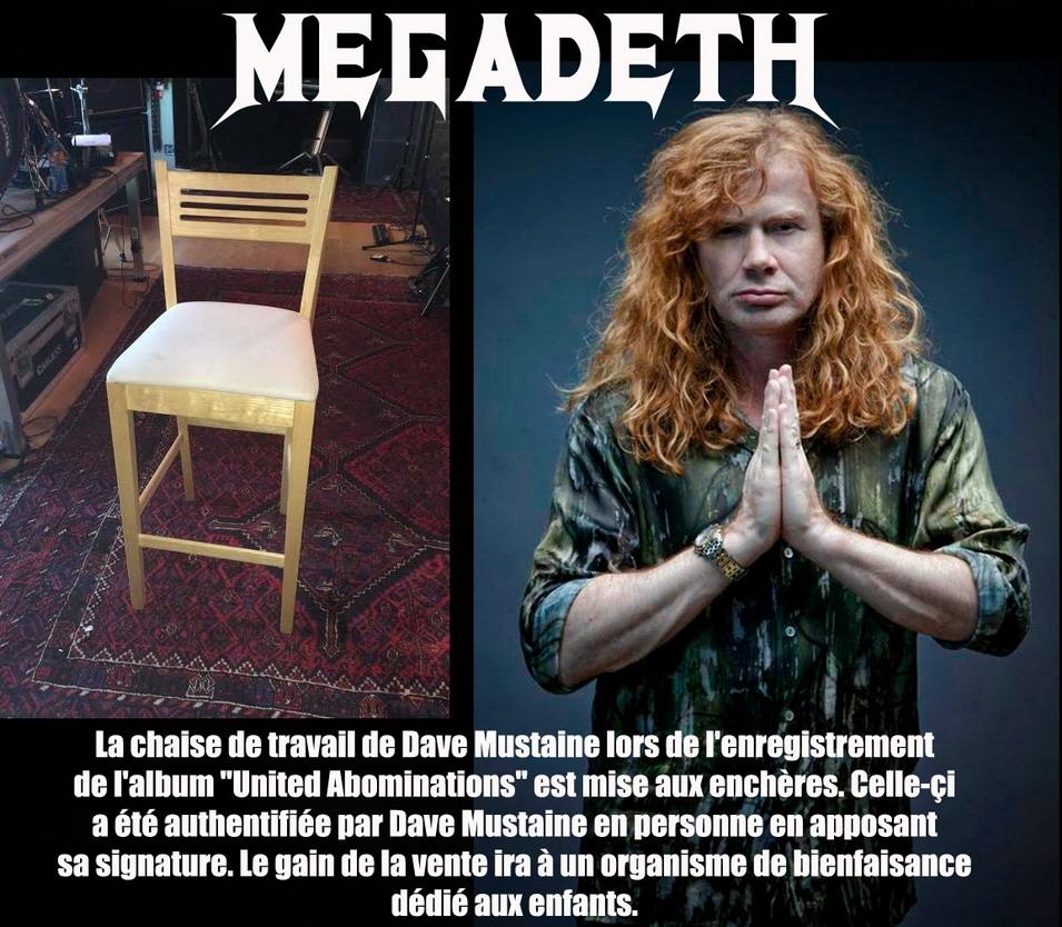 Les NEWS du METAL en VRAC ... - Page 7 Megade11