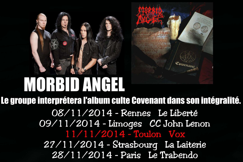 Les NEWS du METAL en VRAC ... - Page 3 Morbid10