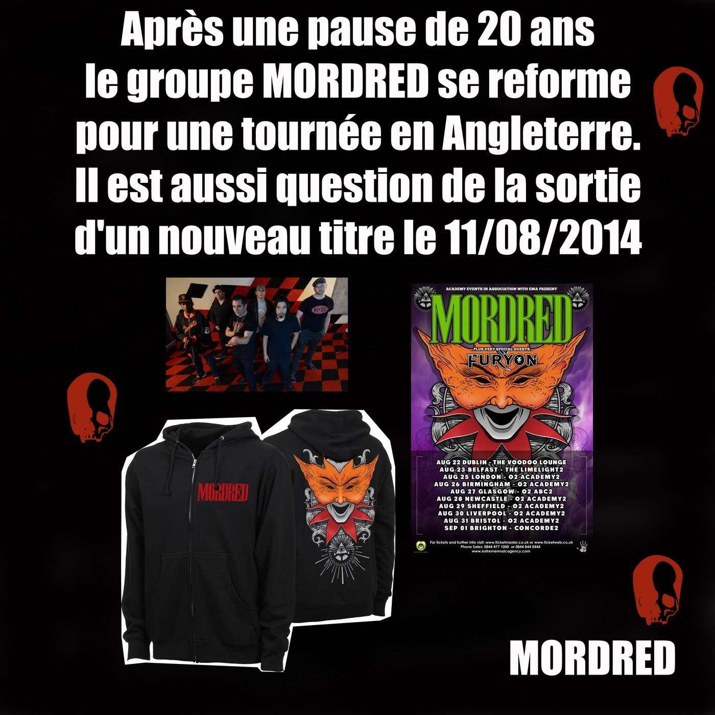 Les NEWS du METAL en VRAC ... - Page 6 Mordre10