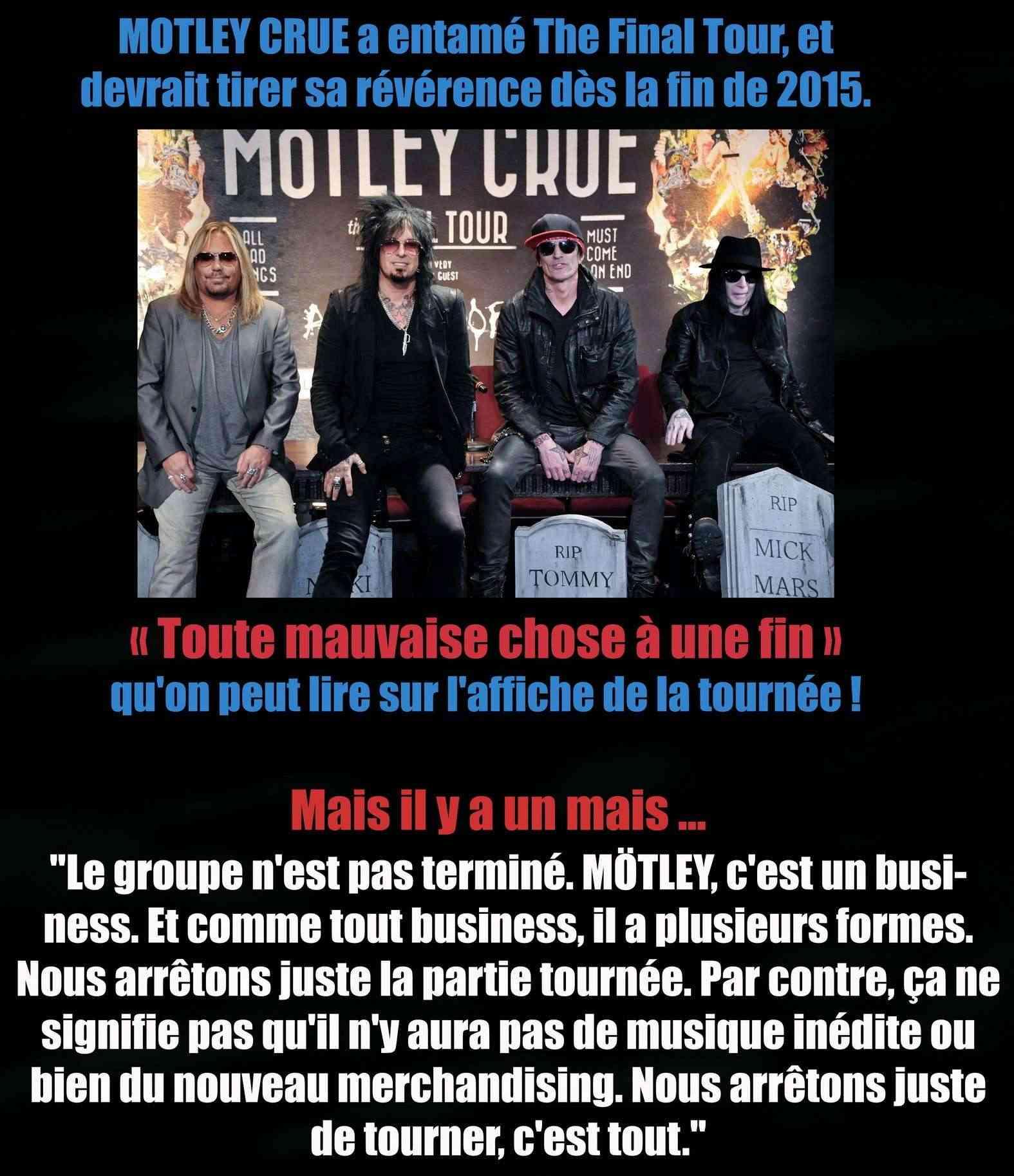 Les NEWS du METAL en VRAC ... - Page 3 Motley10
