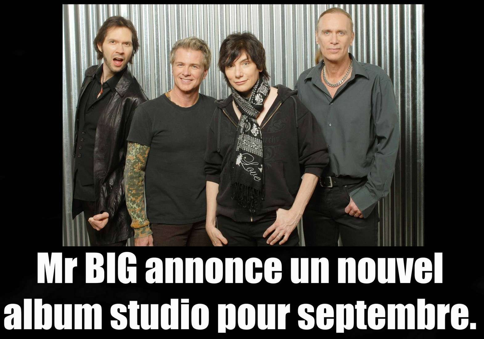 Les NEWS du METAL en VRAC ... - Page 4 Mr_big10