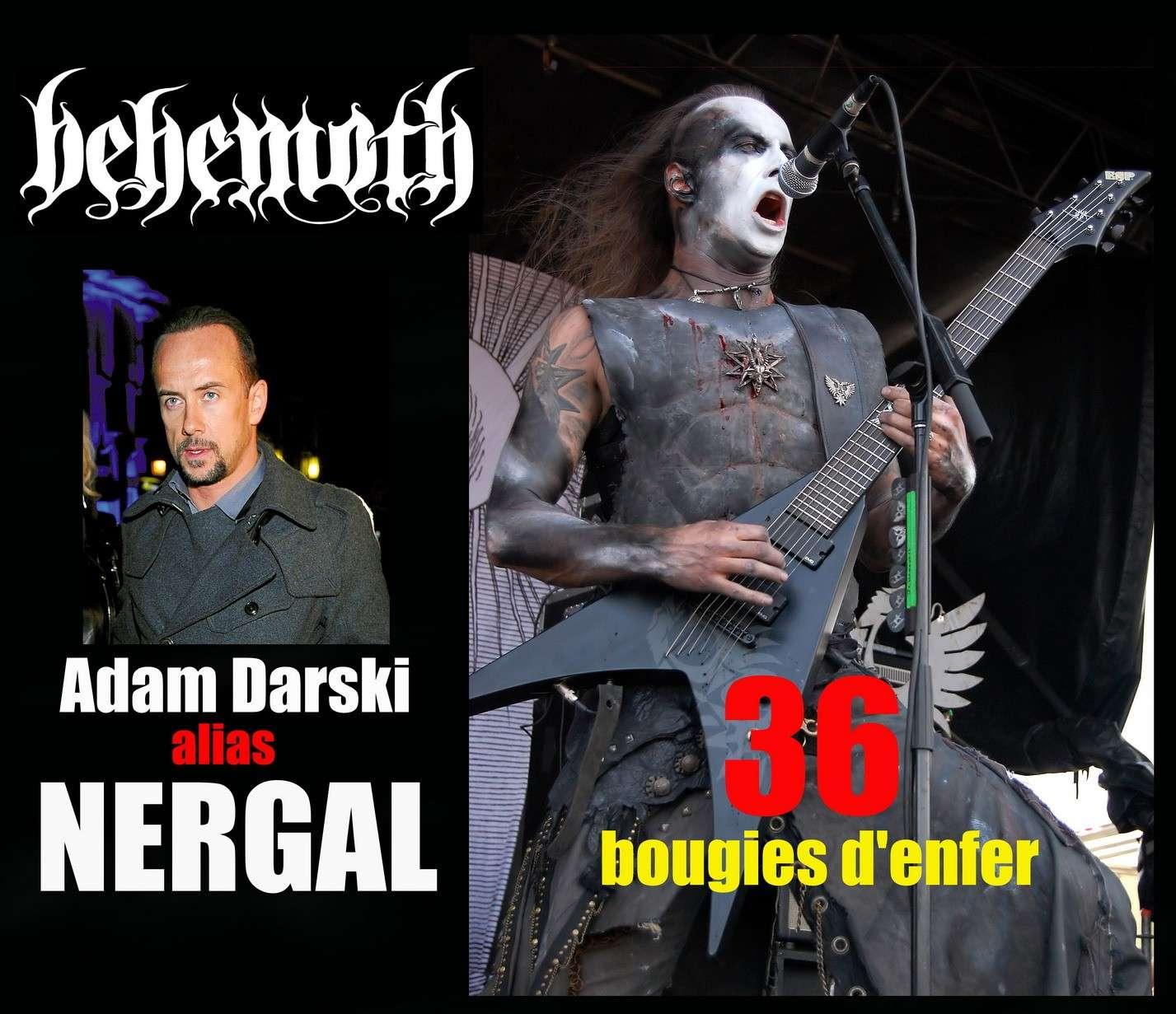 Les NEWS du METAL en VRAC ... - Page 3 Nergal10