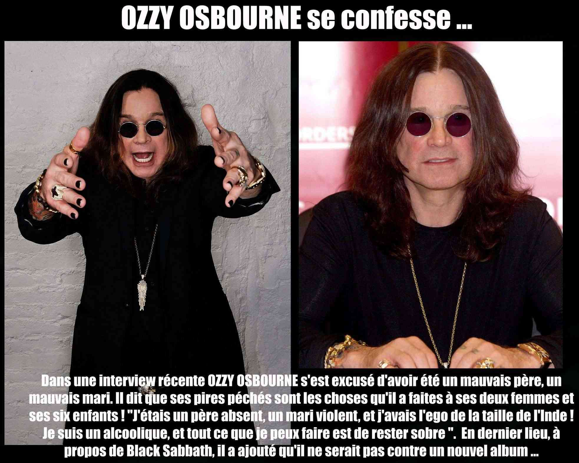 Les NEWS du METAL en VRAC ... - Page 4 Ozzy_o10
