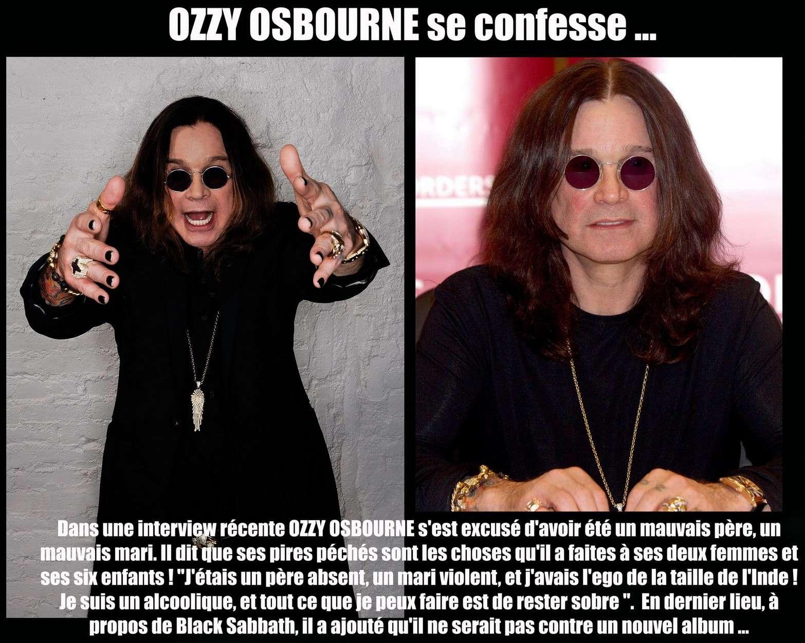Les NEWS du METAL en VRAC ... - Page 4 Ozzy_o11