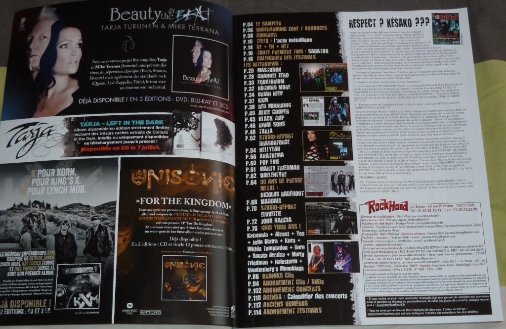 Les NEWS du METAL en VRAC ... - Page 3 P1130619