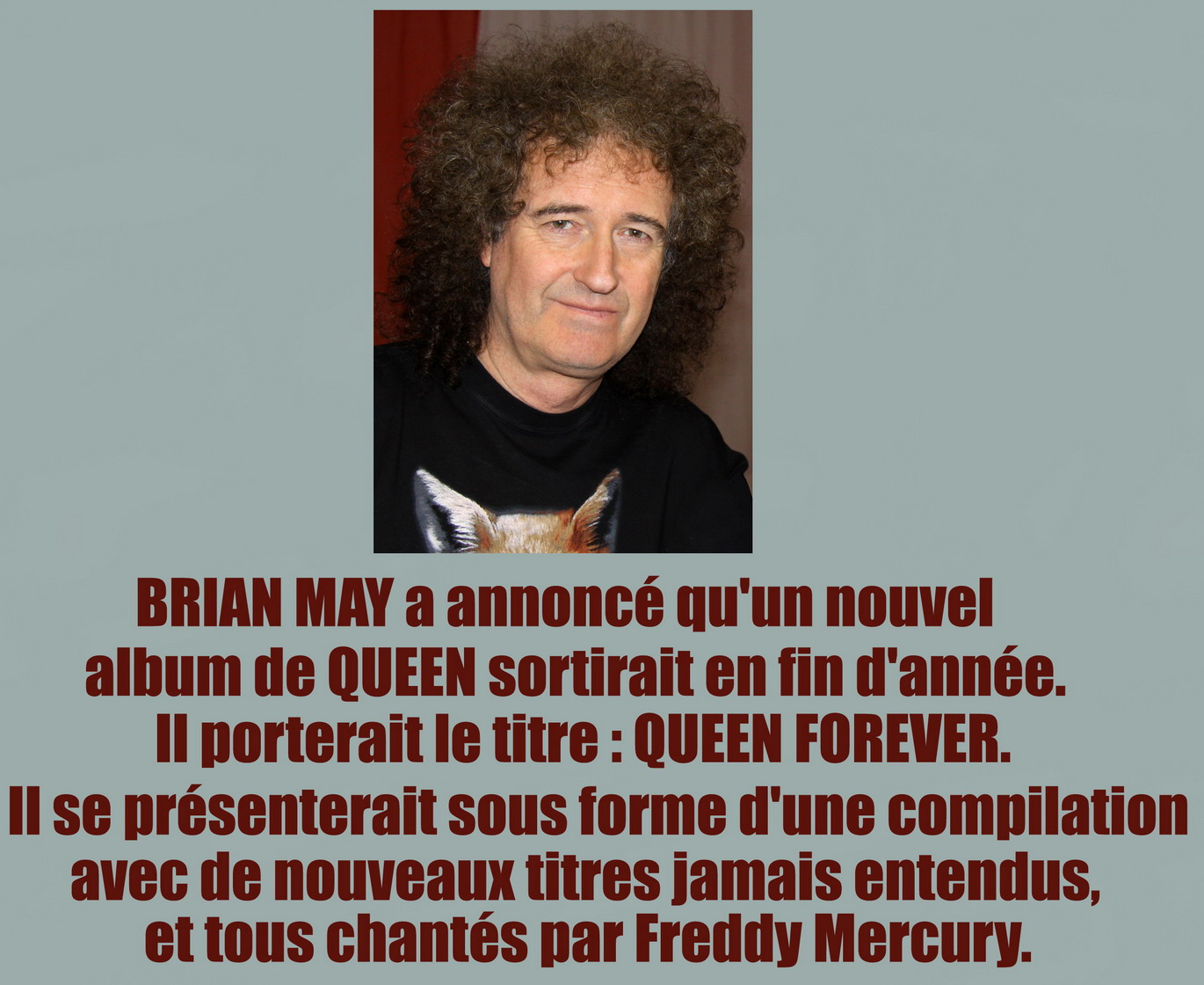 Les NEWS du METAL en VRAC ... - Page 3 Queen15