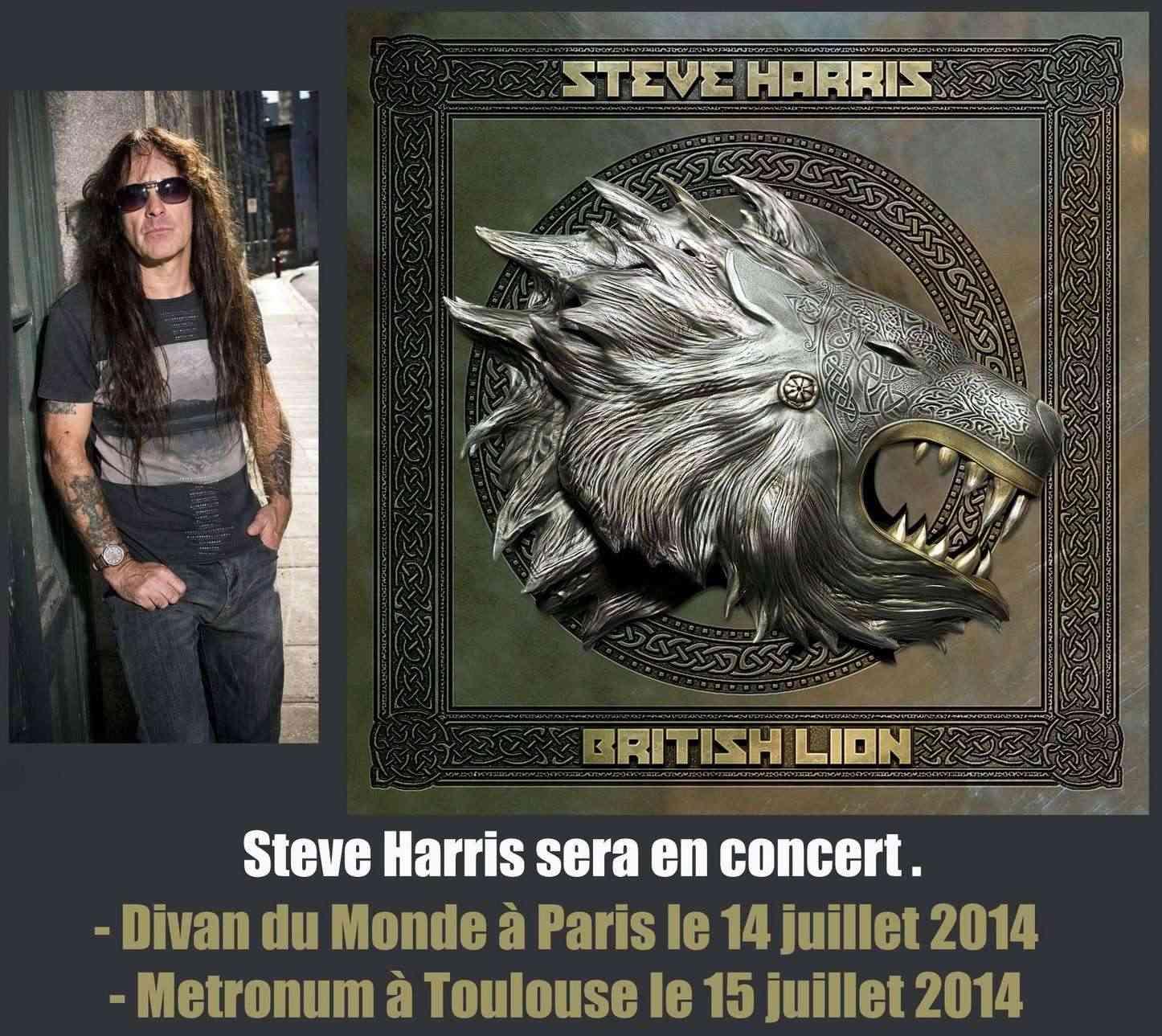 Les NEWS du METAL en VRAC ... - Page 5 Steve_10