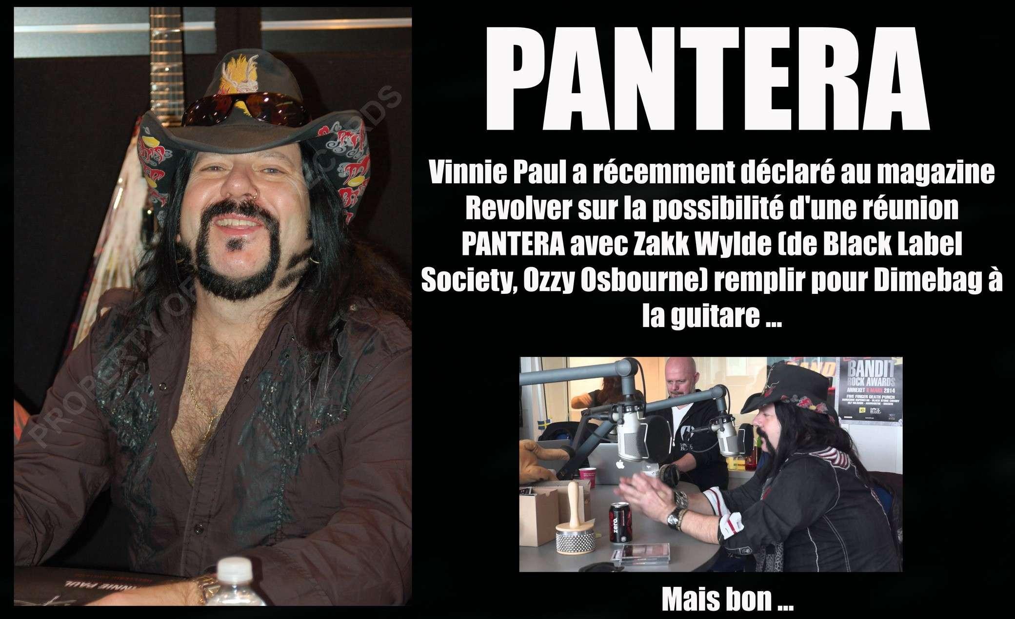 Les NEWS du METAL en VRAC ... - Page 3 Vinnie10