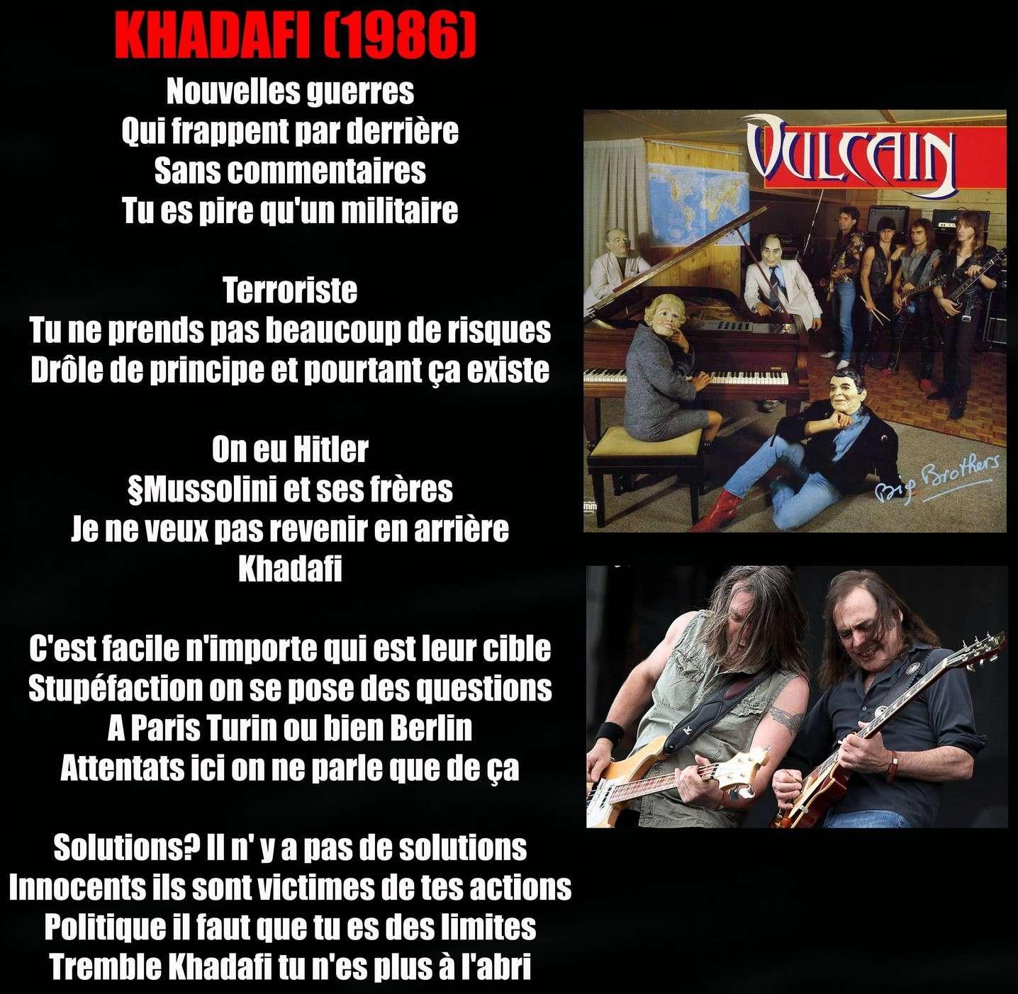 VULCAIN Khadafi (1986) Vulcai26