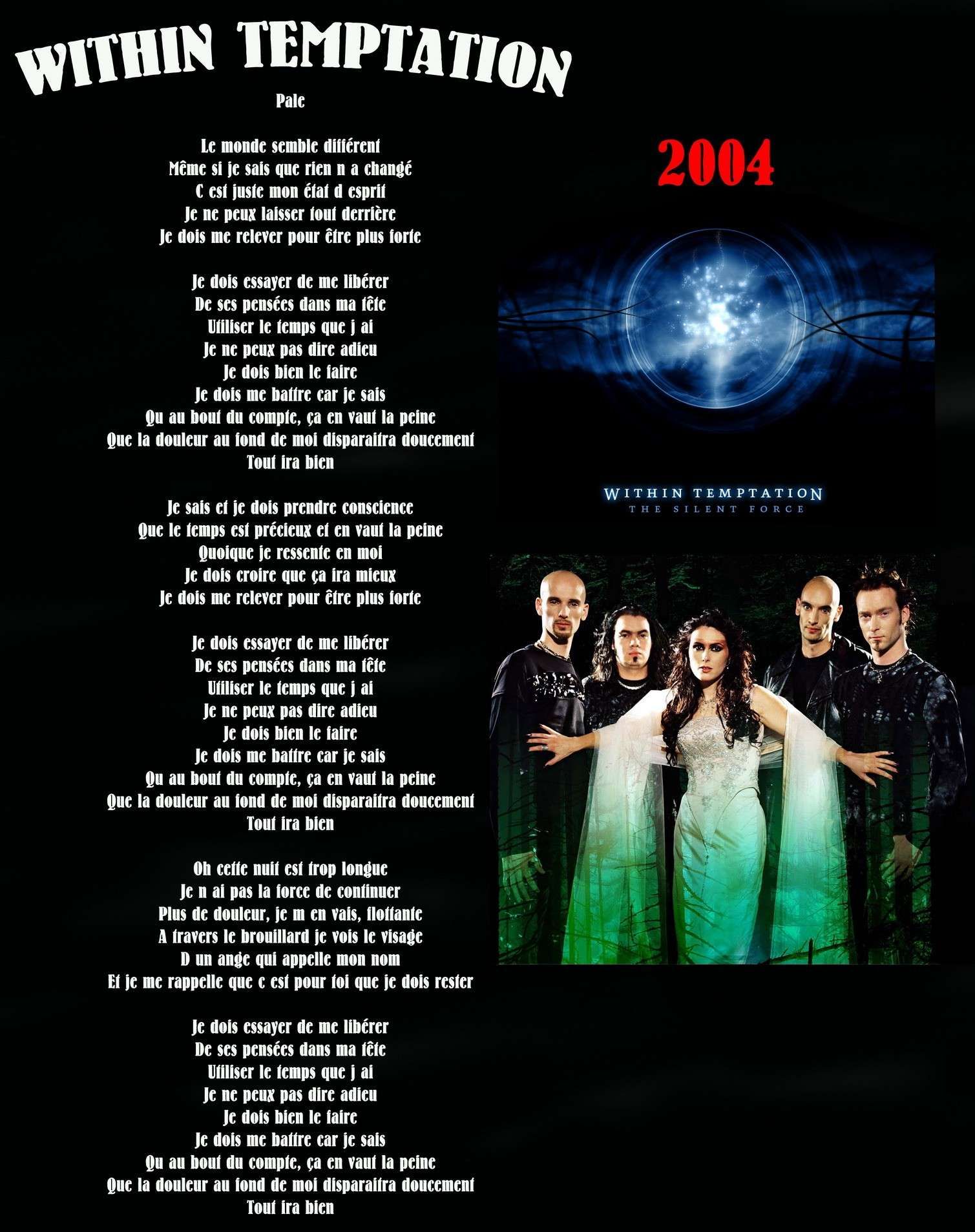 WITHIN TEMPTATION Pale (2004) Within10