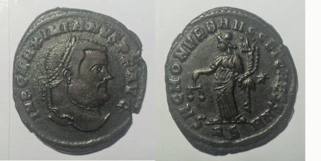 follis Maximien Hercule Rome Img_2019