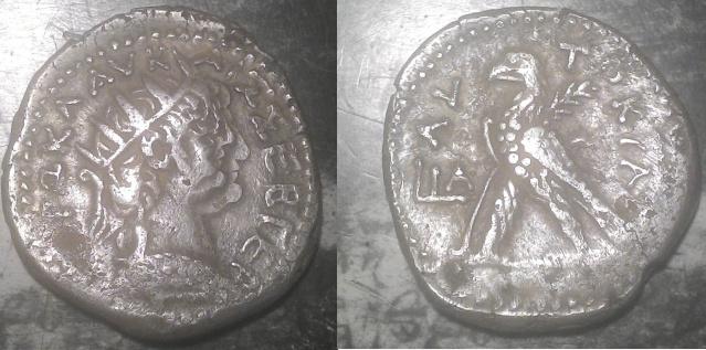 Égypte, Néron, tétradrachme, Alexandrie Img_2024