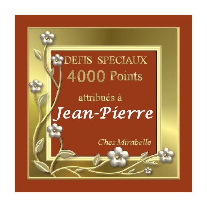 """Récompense: Jean-Pierre - 4000 pts """"Spéciaux"""" 4000_s10"""